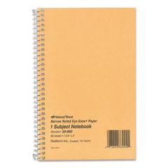 National® Single-Subject Wirebound Notebooks