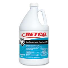 Betco® Fight Bac RTU Disinfectant Liquid, Citrus Floral, 1 gal Bottle