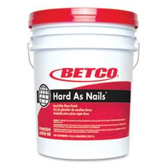 Betco® Hard As Nails Floor Finish, 5 gal Pail