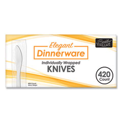 Berkley Square Elegant Dinnerware Heavyweight Individually Wrapped Cutlery