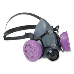 North Safety® 5500 Series Half Mask Respirator, Medium