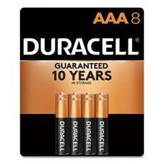 CopperTop Alkaline AAA Batteries, 8/Pack