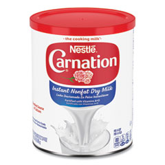 Carnation® Instant Nonfat Dry Milk, Unsweetened, 22.75 oz Canister