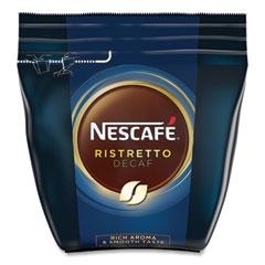 Nescafé® Milano Decaffeinated Blend Coffee, Arabica and Robusta Blend, 8.82 oz Bag