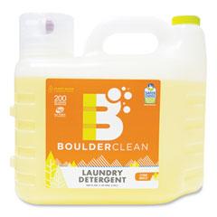 Boulder Clean Liquid Laundry Detergent, Citrus Breeze, 200 oz Bottle, 2/Carton