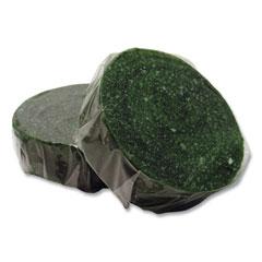 Fresh Products Eco-Fresh Urinal Block, Non-Para, Green Apple, Green, 12/Box, 12 Boxes/Carton