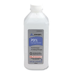 PhysiciansCare® by First Aid Only® First Aid Kit Rubbing Alcohol, Isopropyl Alcohol, 16 oz Bottle