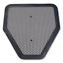 Big D Industries Deo-Gard Disposable Urinal Mat, Charcoal, Mountain Air, 17.5 x 20.5, 6/Carton