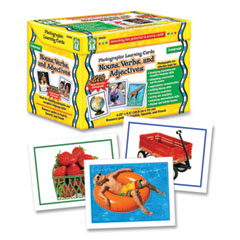 Carson-Dellosa Education Photographic Learning Cards