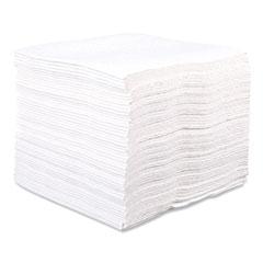 Boardwalk® DRC Wipers, White, 12 x 13, 12 Bags of 90, 1080/Carton