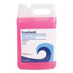 Boardwalk® Neutral Floor Cleaner Concentrate, Lemon Scent, 1 gal Bottle