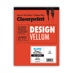 Clearprint® Design Vellum Paper