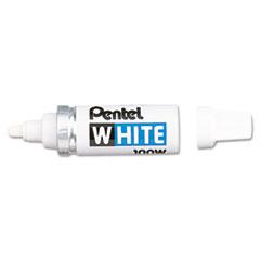 Pentel® White Permanent Marker Thumbnail