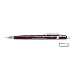 Sharp Mechanical Drafting Pencil, 0.5 mm, Burgundy Barrel