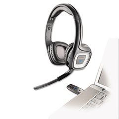 Audio 995 USB Wireless Stereo Headset w/Noise Canceling Mic