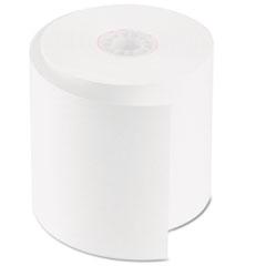 "Iconex™ Impact Bond Paper Rolls, 2.75"" x 150 ft, White, 50/Carton"