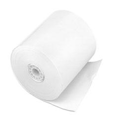 "Iconex™ Impact Bond Paper Rolls, 3"" x 150 ft, White, 50/Carton"