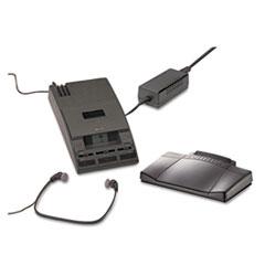 Philips® 720-T Desktop Analog Mini Cassette Transcriber Dictation System Thumbnail