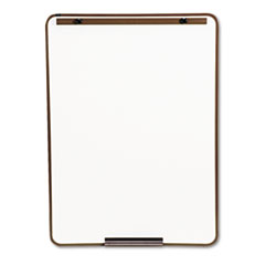 Quartet® Oval Office™ Attachable Dry Erase Board Thumbnail
