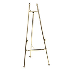 Quartet® Decorative Brass Display Easel Thumbnail