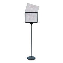 Quartet® Sign(ware)™ Pedestal Sign Thumbnail
