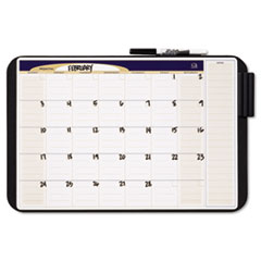 Quartet® Tack & Write® Monthly Calendar Board Thumbnail