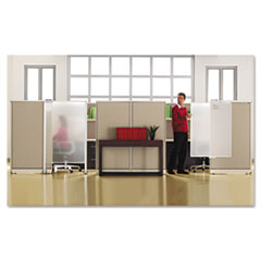 Quartet® Workstation Privacy Screen Thumbnail