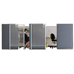 Quartet® Premium Workstation Privacy Screen Thumbnail