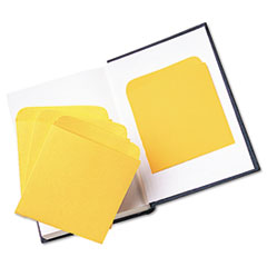 Quality Park™ Library Book Card Pockets with Ungummed Backs
