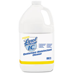 LYSOL® Brand I.C.™ Quaternary Disinfectant Cleaner, 1gal Bottle, 4/Carton
