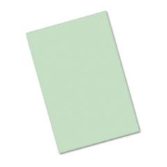 Pacon® Riverside Construction Paper, 76 lbs., 12 x 18, Light Green, 50 Sheets/Pack