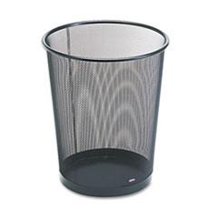 Rolodex™ Mesh Round Wastebasket Thumbnail