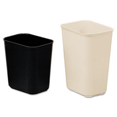 Rubbermaid® Commercial Fiberglass Wastebasket