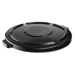 Rubbermaid® Commercial Vented Round Brute® Lid Thumbnail
