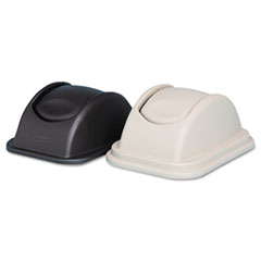 Rubbermaid® Commercial Rectangular Free-Swinging Lids