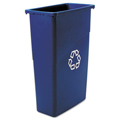 Rubbermaid® Commercial Slim Jim® Recycling Container