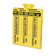 "Rubbermaid® Commercial ""Over-The-Spill™"" Pad Tablet"