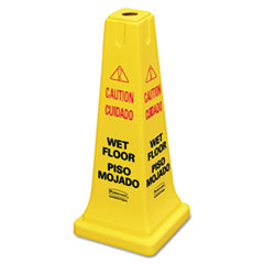 Rubbermaid® Commercial Multilingual Safety Cone