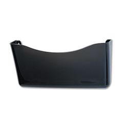 Rubbermaid® Unbreakable Single Pocket Wall File, Letter, Smoke