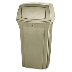 Rubbermaid® Commercial Ranger® Fire-Safe Container