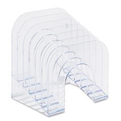 Rubbermaid® Optimizers™ Multifunctional Six-Tier Jumbo Incline Sorter
