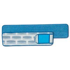 Rubbermaid® Commercial HYGEN™ HYGEN™ Microfiber Wet Pad with Scrubber Thumbnail