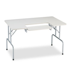 Safco® Folding Computer Table Thumbnail