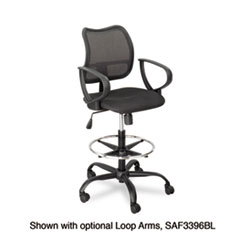 Safco® Vue™ Series Mesh Extended-Height Chair