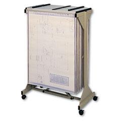 Safco® Sheet File Mobile Plan Center Thumbnail