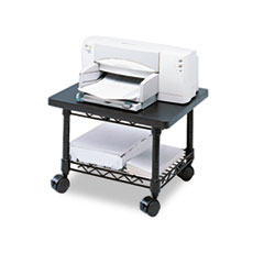 Safco® Underdesk Printer/Fax Stand