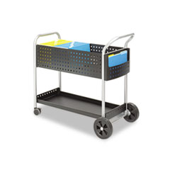Safco® Scoot(TM) Mail Cart