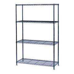 Safco® Commercial Wire Shelving Thumbnail