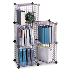 Safco® Wire Cube Shelving System Thumbnail