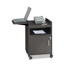 Safco® Economy Mobile Computer/Projector Stand Thumbnail